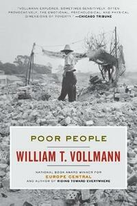 Poor People - William T. Vollmann - cover