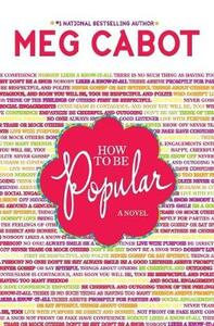 How to Be Popular - Meg Cabot - cover