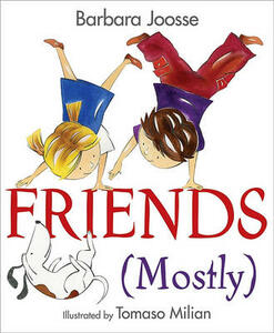 Friends (Mostly) - Barbara M Joosse - cover
