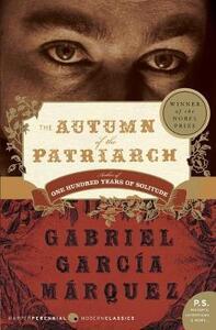 The Autumn of the Patriarch - Gabriel Garcia Marquez - cover