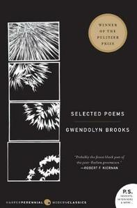 Selected Poems - Gwendolyn Brooks - cover