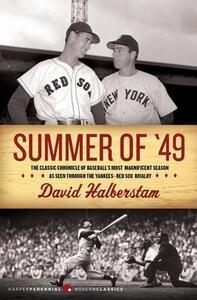 Summer of '49 - David Halberstam - cover