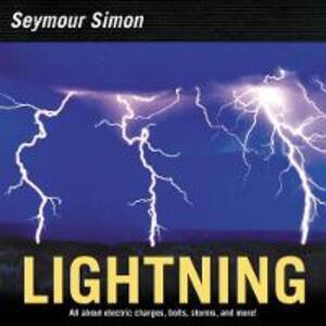 Lightning - Seymour Simon - cover