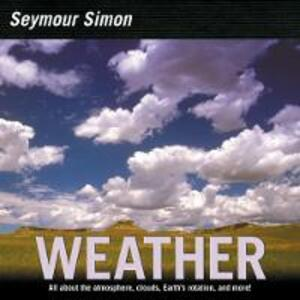 Weather - Seymour Simon - cover
