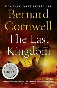 The Last Kingdom - Bernard Cornwell - cover