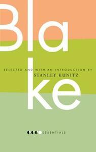 Essential Blake - William Blake - cover