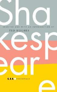 Essential Shakespeare - Hughes - cover