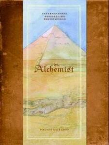 The Alchemist Gift Edition - Paulo Coelho - cover