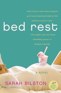 Bed Rest - Sarah Bilston - cover
