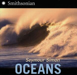 Oceans - Seymour Simon - cover