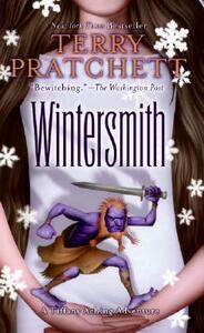 Wintersmith - Terry Pratchett - cover