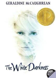 The White Darkness - Geraldine McCaughrean - cover