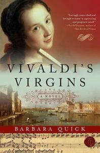 Vivaldi's Virgins: A Novel - Barbara Quick - cover