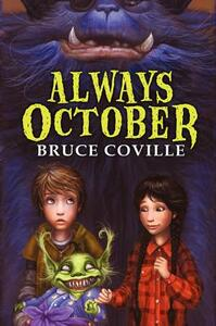 Always October - Bruce Coville - cover
