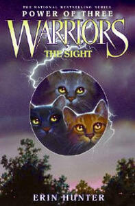 Warriors: Power of Three #1: The Sight - Erin Hunter - cover