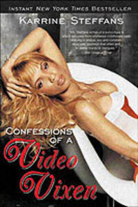 Confessions of a Video Vixen - Karrine Steffans - cover