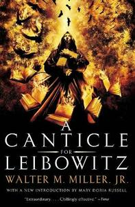 A Canticle for Leibowitz - Walter M Miller - cover