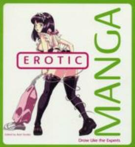 Erotic Manga: Draw Like The Experts - Estudio Joso - cover