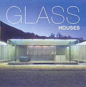Glass Houses - Alejandro Bahamon - cover