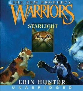 Warriors: The New Prophecy #4: Starlight CD - Erin Hunter - cover