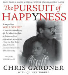 The Pursuit Of Happyness Abridged - Chris Gardner - cover