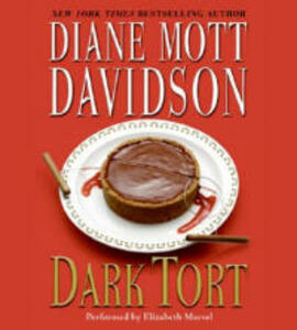 Dark Tort CD: A Novel of Suspense - Diane Mott Davidson - cover