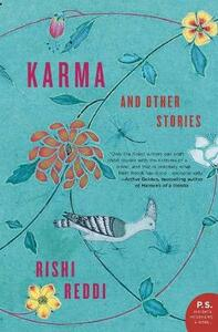 Karma and Other Stories - Rishi Reddi - cover