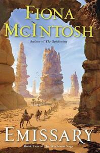 Emissary - Fiona McIntosh - cover