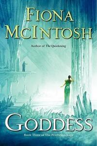 Goddess - Fiona McIntosh - cover