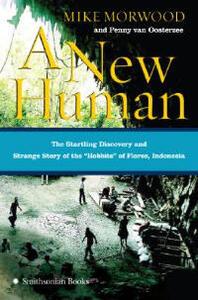 New Human - Morwood, Mike  Van Oosterzee - cover