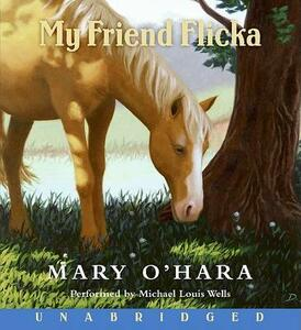 My Friend Flicka CD - Mary O'Hara - cover