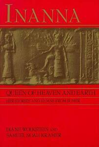 Inanna - Diane Wolkstein,Samuel Noah Kramer - cover