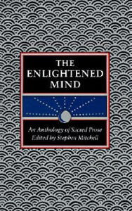 The Enlightened Mind - Stephen Mitchell - cover