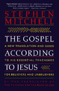 The Gospel According to Jesus - Stephen A Mitchell - cover