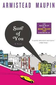 Sure of You - Armistead Maupin - cover