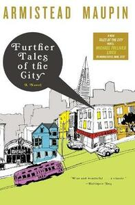 Further Tales of the City - Armistead Maupin - cover