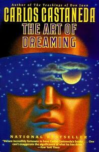 The Art of Dreaming - Carlos Castaneda - cover