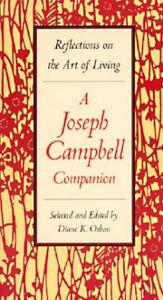 Joseph Campbell Companion - Diane Osborn - cover