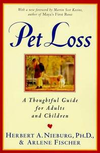 Pet Loss - A Fishcer,Herbert Nieburg - cover