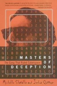Masters of Deception: the Gang That Ruled Cyberspace - Michele Slatalla - cover