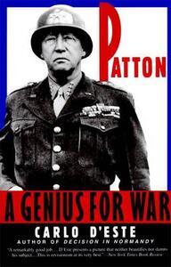 Patton: A Genius for War - Carlo D'Este - cover