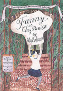 Fanny At Chez Panisse - Alice Waters - cover