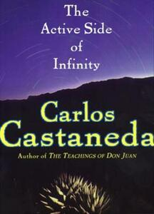 The Active Side of Infinity - Carlos Castaneda - cover
