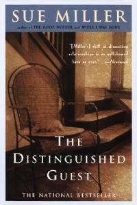 The Distinguished Guest - Sue Miller - cover