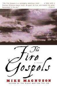 The Fire Gospels - Mike Magnuson - cover