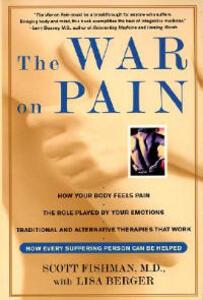 The War on Pain - Scott Fishman,Lisa Berger - cover