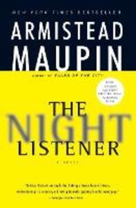 The Night Listener - Armistead Maupin - cover