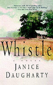 Whistle - Janice Daugharty - cover