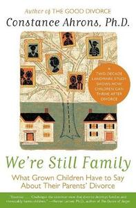 We're Still Family - Constance R. Ahrons - cover
