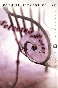 Selected Poems Edna Millay - Edna Millay - cover